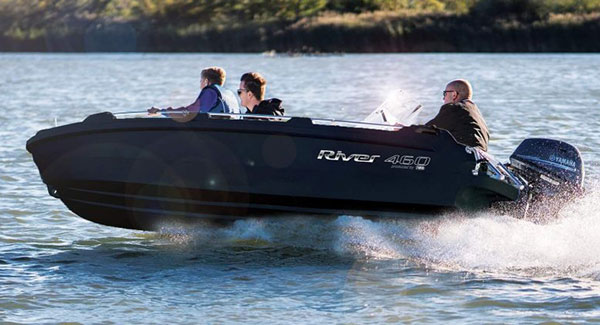 River Boats - YAM - De Goede Watersport